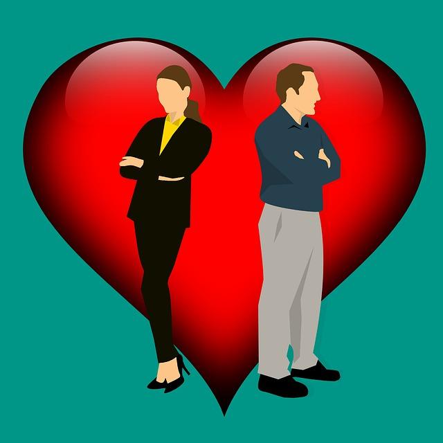 nefungující vztah