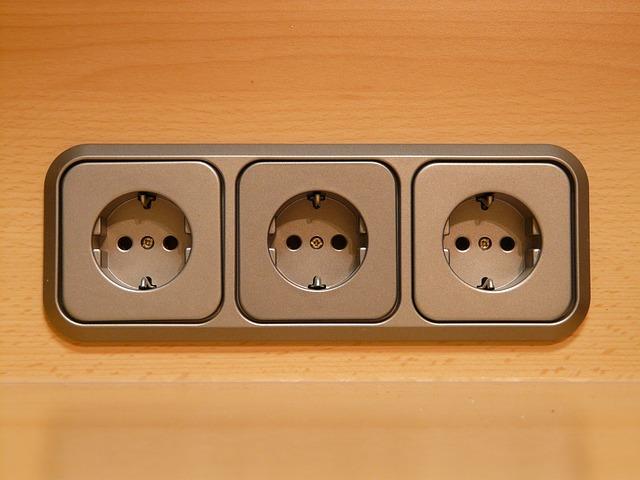proud elektřiny
